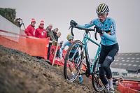 Witse Meeussen (BEL)<br /> <br /> Men&rsquo;s Junior race<br /> <br /> UCI 2019 Cyclocross World Championships<br /> Bogense / Denmark<br /> <br /> &copy;kramon