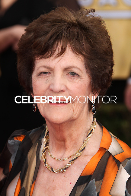 LOS ANGELES, CA - JANUARY 18: Philomena Lee at the 20th Annual Screen Actors Guild Awards held at The Shrine Auditorium on January 18, 2014 in Los Angeles, California. (Photo by Xavier Collin/Celebrity Monitor)