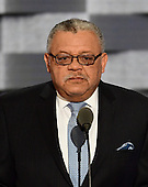 Former Washington, DC Chief of Police and Philadelphia Police Commissioner Charles Ramsey makes remarks during the third session of the 2016 Democratic National Convention at the Wells Fargo Center in Philadelphia, Pennsylvania on Wednesday, July 27, 2016.<br /> Credit: Ron Sachs / CNP<br /> (RESTRICTION: NO New York or New Jersey Newspapers or newspapers within a 75 mile radius of New York City)