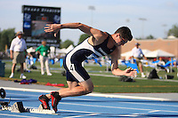 University of Michigan Men at the 2008 NCAA Track & Field championship, 06-10-2008