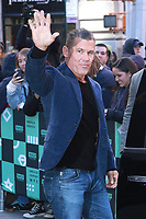NEW YORK, NY - OCTOBER 17: Josh Brolin at AOL BUILD on October 17, 2017 in New York City. Credit: Diego Corredor/MediaPunch /NortePhoto.com