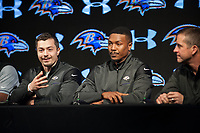 Tony Jefferson & Danny Woodhead Press Conference