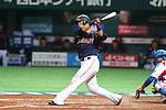 Sho Nakata (JPN), .MARCH 6, 2013 - WBC : .2013 World Baseball Classic .1st Round Pool A .between Japan 3-6 Cuba .at Yafuoku Dome, Fukuoka, Japan. .(Photo by YUTAKA/AFLO SPORT) [1040]