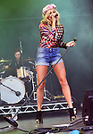 pixie lott  performs on stage at the  Cornbury Festival the  Great Tew Park Oxfordshire  United Kingdom on June 29, 2012 United Kingdom