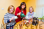 Edel Hobbert Clinical manager, Nikki Wissell business manager and Mary Collier preparing for the South West Counseling centre Coffee morning to celebrate their 21st anniversary in the Royal Hotel Killarney on Wednesday 21st October