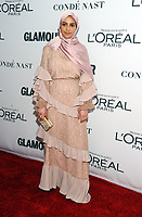 BROOKLYN, NY - NOVEMBER 13: Muzoon Almellehan  at Glamour's 2017 Women Of The Year Awards at the Kings Theater in Brooklyn, New York City on November 13, 2017. <br /> CAP/MPI/JP<br /> &copy;JP/MPI/Capital Pictures