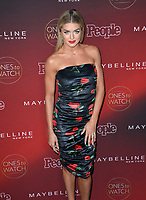 Lindsay Arnold at the 2017 People's &quot;Ones To Watch&quot; event at NeueHouse Hollywood, Los Angeles, USA 04 Oct. 2017<br /> Picture: Paul Smith/Featureflash/SilverHub 0208 004 5359 sales@silverhubmedia.com