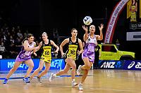 Stars&rsquo; Mila Reuelu-Buchanan in action during the ANZ Premiership - Pulse v Stars at TSB Arena, Wellington, New Zealand on Monday 13 May 2019. <br /> Photo by Masanori Udagawa. <br /> www.photowellington.photoshelter.com