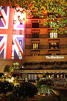 London -'Fashion for the Brave' fundraising dinner at the Dorchester Hotel, Park Lane, London September 20th 2012..Photo by Keith Mayhew..