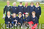 The Killarney Golf Club ladies team who competed in the ILGU Intermediate Cup in Beaufort Golf Club on Sunday were Christine Carroll, Valerie Clancey, Susan Tong, Helen Tong, Mary O'Doherty, Claire Bowler, Mai Bergin, Sally Cooper, Annemarie Gallivan, Mary Lacey and Ursala Daly.