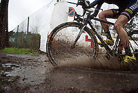 mudsplash-fest!<br /> <br /> Women U23 Race<br /> UCI 2016 cyclocross World Championships