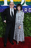09 June 2019 - New York, NY - Mart Crowley and Natasha Gregson Wagner. 73rd Annual Tony Awards 2019 held at Radio City Music Hall in Rockefeller Center. Photo Credit: LJ Fotos/AdMedia