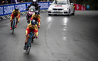 spanish national team<br /> <br /> Team Time Trial Mixed  Relay<br /> <br /> 2019 Road World Championships Yorkshire (GBR)<br /> <br /> ©kramon