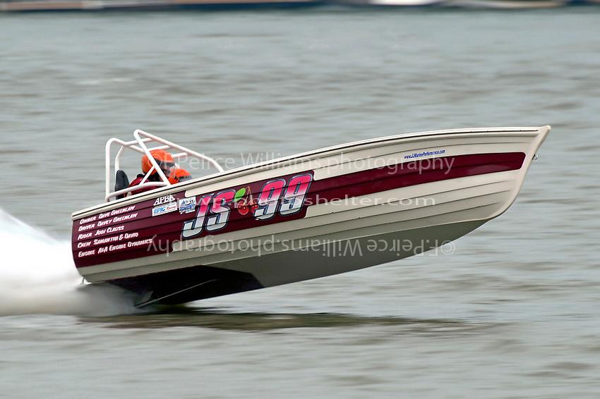 "JS-99 ""Veri Cheri Too""    (Jersey Speed Skiff(s)"