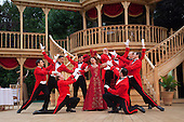 4 August 2009, Musical Hello Dolly! Regent's Park Open Air Theatre, London with Samantha Spiro as Dolly. (Photo: Bettina Strenske)
