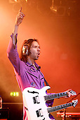Paul Gilbert - performing live in concert at the Mean Fiddler in London UK -  03 Jun 2007.  Photo credit: George Chin/IconicPix