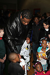 30 Rock Actor Grizz Chapman Distributes Toys at The POLICE ATHLETIC LEAGUE AND CITYSIGHTS NY TEAM UP FOR ANNUAL HOLIDAY PARTY AND TOY DRIVE At The Police Athletic League, Harlem NY D. Salters/WENN 12/15/12