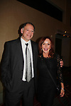 Steve and General Hospital Jacklyn Zeman being honored for her support over the years at 30th Anniversary of the Jane Elissa Extravaganza to benefit The Jane Elissa Charitable Fund for Leukemia & Lymphoma Cancer, Broadway Cares & other charities on October 30. 2017 at the New York Marriott Marquis, New York, New York. (Photo by Sue Coflin/Max Photo)