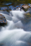 Flowing water, Yosemite National Park, Calif.
