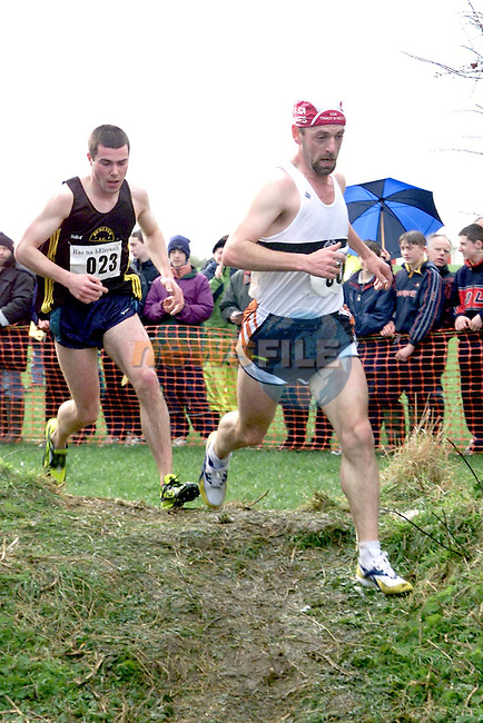 Runners in the Ras na hEireann which was held in Dunleer on Sunday. .Picture Paul Mohan Newsfile