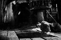 Frankenstein (1931) <br /> Boris Karloff &amp; Colin Clive<br /> *Filmstill - Editorial Use Only*<br /> CAP/KFS<br /> Image supplied by Capital Pictures