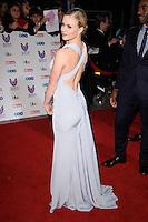 LONDON, UK. October 31, 2016: Joanne Clifton at the Pride of Britain Awards 2016 at the Grosvenor House Hotel, London.<br /> Picture: Steve Vas/Featureflash/SilverHub 0208 004 5359/ 07711 972644 Editors@silverhubmedia.com