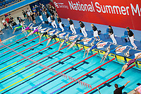 Picture by Allan McKenzie/SWpix.com - 05/08/2017 - Swimming - Swim England National Summer Meet 2017 - Ponds Forge International Sports Centre, Sheffield, England - GV, general view.
