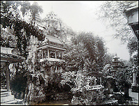 BNPS.co.uk (01202 558833)<br /> Pic: 25BlytheRoad/BNPS<br /> <br /> The King&rsquo;s Garden.<br /> <br /> Stunning 125 year-old pictures of Thailand which showcase the tropical paradise long before it became a tourist hot-spot have emerged.<br /> <br /> The collection of photographs from the early 1890s include images of the King's birthday celebrations in 1892, the King's palace and the Bangkok architecture.<br /> <br /> Also included in the collection are photographs of Hong Kong under British crown rule in 1895 including of British seamen, the Hong Kong cricket team and the native army.<br /> <br /> The photo album will go under the hammer on January 25 and is tipped to sell for &pound;1,500.<br /> <br /> The owner of the album is believed to have been a member of the Royal Engineers or connected with them.<br /> <br /> The fascinating photos provide a snapshot of Thailand under the rule of King Chulalongkorn.<br /> <br /> He was the first Siamese king to have a full western education, having been taught by British governess Anna Leonowens whose memoirs were transported to the silver screen in the famous film The King and I.