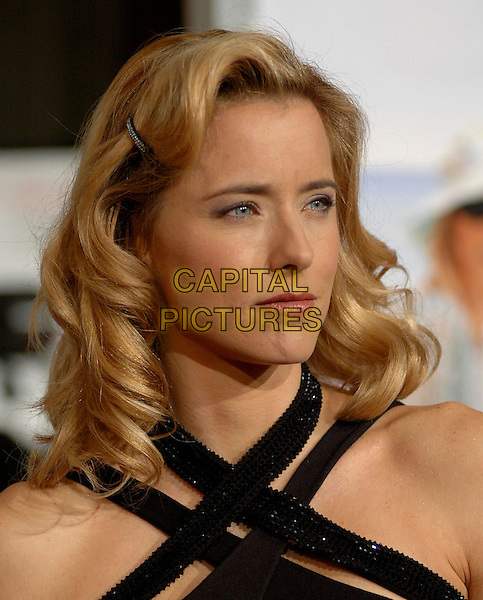 "TEA LEONI.attends Columbia Pictures' Los Angeles Premiere of ""Spanglish"" held at The Mann's Village Theatre in Westwood, California, USA,December 9th 2004..portrait headshot.Ref: DVS.www.capitalpictures.com.sales@capitalpictures.com.©Capital Pictures."