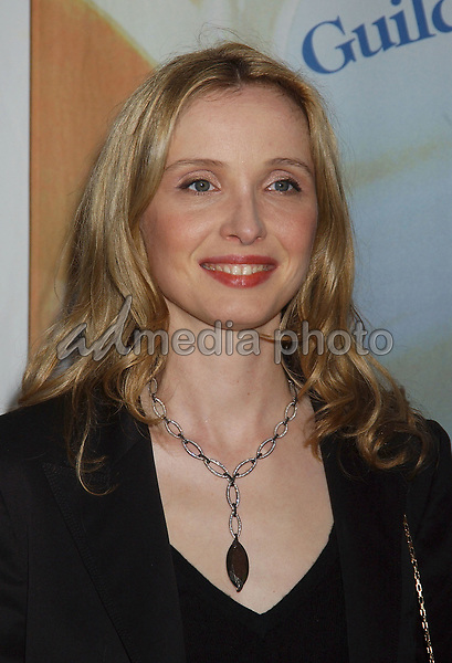19 February 2005 - Hollywood, California - Julie Delpy. 57th Annual Writers Guild Awards held at the Hollywood Palladium. Photo Credit: Laura Farr/AdMedia