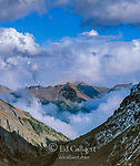 Clearing Storm, Yankee Boy Basin, Uncompahgre National Forest, Colorado