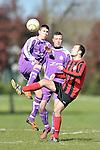 01/04/2012 - Red Star Bull Vs Zantos - Div 2 - Dagenham and District Football League