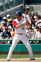 Shane Keough -  Stockton Ports playing against the Bakersfield Blaze at Banner Island Ballpark, Stockton, CA - 05/20/2009.Photo by:  Bill Mitchell/Four Seam Images