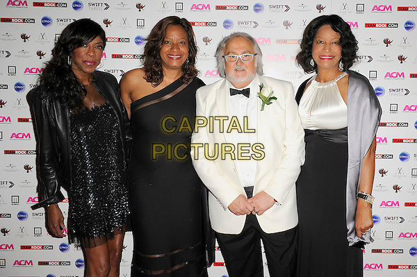 LONDON, ENGLAND - May 13: Natalie Cole, Casey Cole, Jon Brewer and Timolin Cole attend the UK Premiere of 'Nat King Cole. Afraid of The Dark' at The May Fair Hotel on May 13, 2014 in London, England.<br /> CAP/MAR<br /> &copy; Martin Harris/Capital Pictures