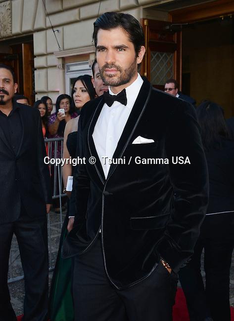 Eduardo Verastegui 330 at the 2014 NCRL ALMA Awards At The Pasadena Civic Auditorium In Pasadena