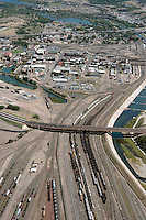 Train yard, Pueblo, Colorado. JC81466.jpg