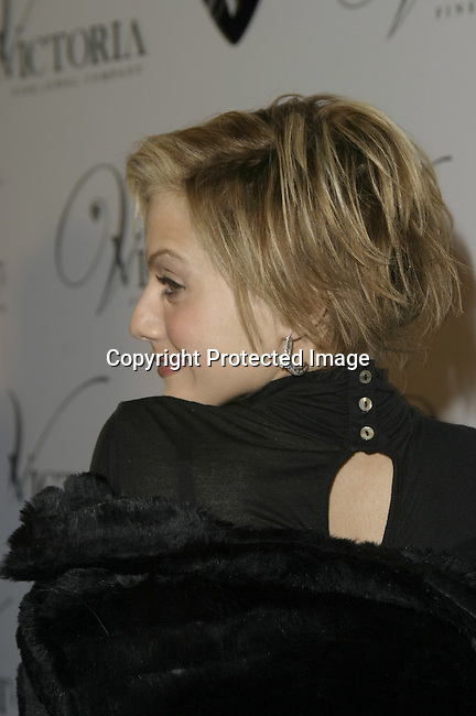 Brittany Murphy<br />Grand opening of Victoria Jewels<br />Victoria Jewels<br />Beverly Hills, CA, USA <br />Thursday, December 11, 2003 <br />Photo By Celebrityvibe.com /Photovibe.com