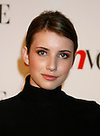 LOS ANGELES, CA. - September 18: Actress Emma Roberts arrives at the Teen Vogue Young Hollywood Party at the Los Angels County Museum Of Art on September 18, 2008 in Los Angeles, California.