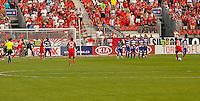 Toronto FC vs FC Dallas - July 20, 2011