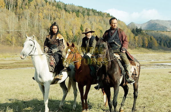 Ken Watanabe<br /> in Unforgiven (2013) <br /> (Yurusarezaru mono)<br /> *Filmstill - Editorial Use Only*<br /> CAP/NFS<br /> Image supplied by Capital Pictures