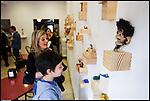 Inaugurazione della mostra UACIO UACIA di Furio Sesto al B.A.R.L.U.I.G.I. Aprile 2013