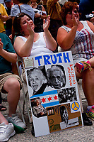 March for Truth Chicago Illinois June 3rd, 2017