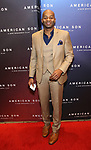 Brandon Victor Dixon attends the Broadway Opening Night of 'AMERICAN SON' at the Booth Theatre on November 4, 2018 in New York City.