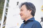 Japanese director Kiyoshi Kurosawa attends to photocall of his film 'Before We Vanish' at Sitges Film Festival in Barcelona, Spain October 13, 2017. (ALTERPHOTOS/Borja B.Hojas)