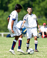 U 15/16 US Soccer Development Academy Playoffs, Bryan Park, Greensboro, NC