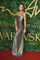 Lady Emma Weymouth<br /> arriving for The Fashion Awards 2018 at the Royal Albert Hall, London<br /> <br /> ©Ash Knotek  D3466  10/12/2018