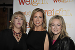 Suzanne with As The World Turns Martha Bryne & Daryn Strauss - Weight: The Series held its premiere party on October 8, 2014 at Galway Pub, New York City, New York. (Photo by Sue Coflin/Max Photos)