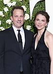 NEW YORK, NY - JUNE 11:  Ted Griffin and Sutton Foster attend the 71st Annual Tony Awards at Radio City Music Hall on June 11, 2017 in New York City.  (Photo by Walter McBride/WireImage)