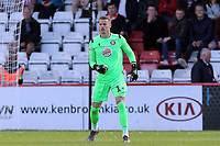 Lewis Ward of Exeter City during Stevenage vs Exeter City, Sky Bet EFL League 2 Football at the Lamex Stadium on 10th August 2019