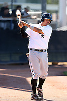 Leighton Pangilinan - Chicago White Sox - 2010 Instructional League.Photo by:  Bill Mitchell/Four Seam Images..